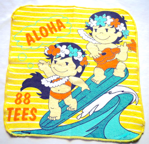 ASSORTED YAYA FACE TOWEL