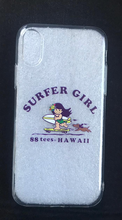 Load image into Gallery viewer, SURFER GIRL YAYA iPHONE CASE