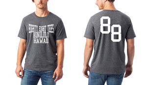 MENS EIGHTY EIGHT HAWAII TEE