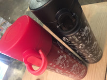 Load image into Gallery viewer, YAYA ALL OVER THERMAL TUMBLER FLASK