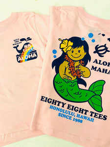 KIDS YAYA MERMAID TEE