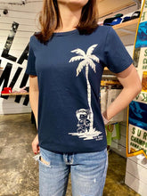 Load image into Gallery viewer, WOMENS FAMOUS WAIKIKI BEACH TEE