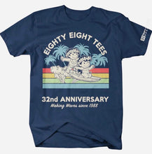 Load image into Gallery viewer, WOMENS 32ND ANNIVERSARY TEE