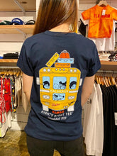 Load image into Gallery viewer, WOMENS SCHOOL BUS TEE