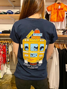 WOMENS SCHOOL BUS TEE