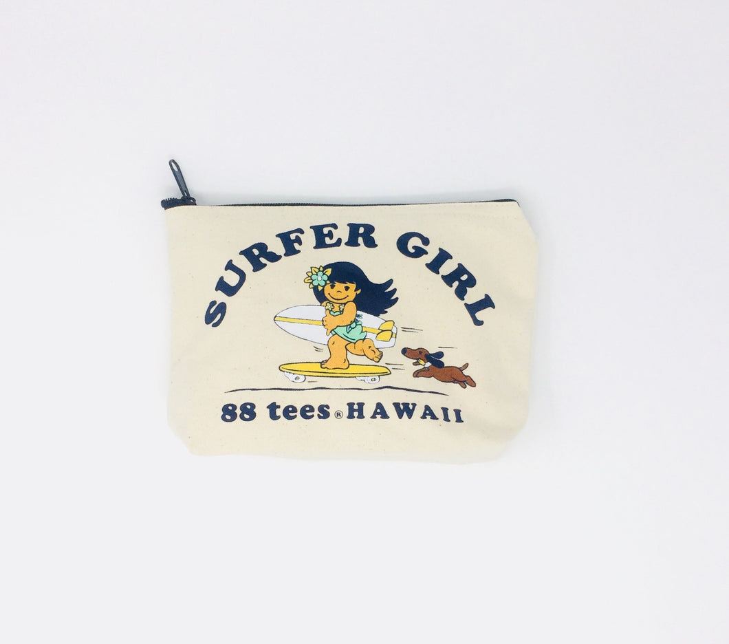 SURFER GIRL POUCH