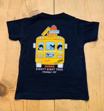 Load image into Gallery viewer, KIDS SCHOOL BUS TEE