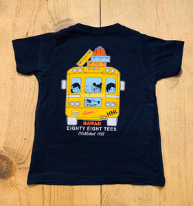 KIDS SCHOOL BUS TEE