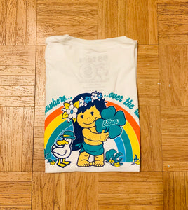 WOMENS LUCKY SOMEWHERE TEE