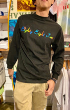 Load image into Gallery viewer, UNISEX RAINBOW YAYA FAMILY LONGSLEEVE TEE