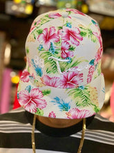 Load image into Gallery viewer, UNISEX FLORAL EMBROIDERY 88TEES TRUCKER SNAPBACK CAP