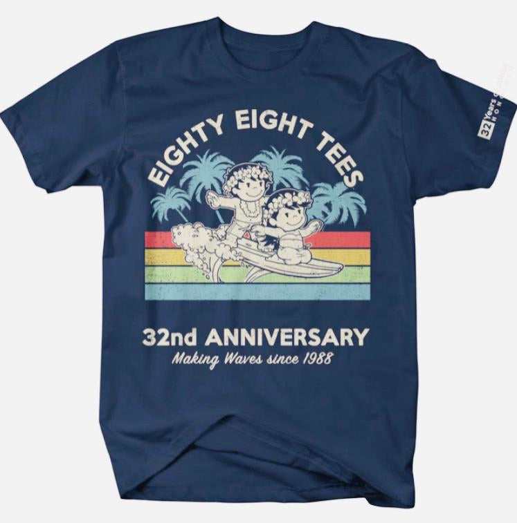 KIDS 32ND ANNIVERSARY TEE