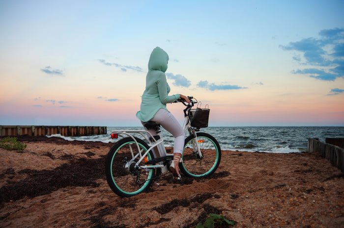 Electric Bike Benefits, Top 10 reasons to get an electric ride