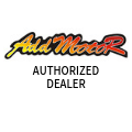 Addmotor authorized dealer logo