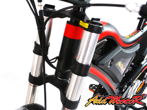 Addmotor HitHot H5 500W Fork Suspension l Watt Fleet