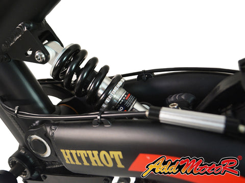 Addmotor HitHot H5 500W Mid-Suspension l Watt Fleet