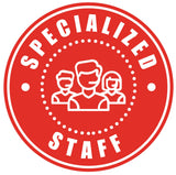 Specialized Staff