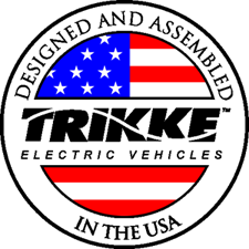 Made in USA TRIKKE