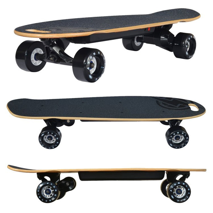 Atom Electric B10 Skateboard Profile Views l Watt Fleet