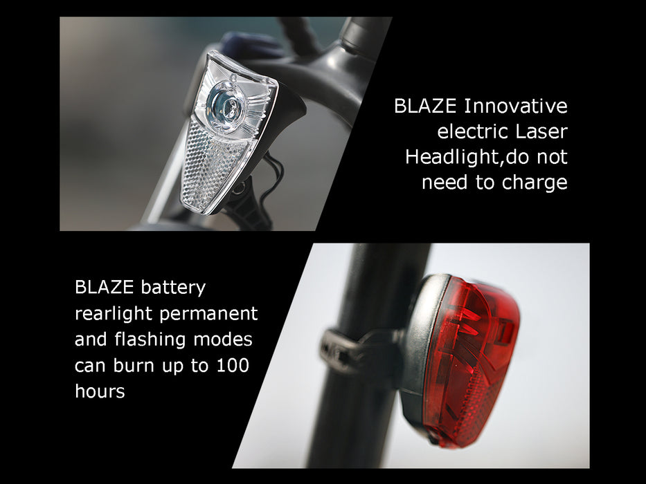 Addmotor HitHot H1 Electric Mountain Bike Lights l Watt Fleet