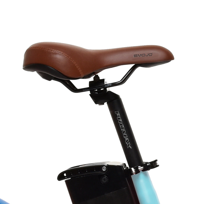 Emojo Breeze Beach Cruiser eBike Seat l Watt Fleet