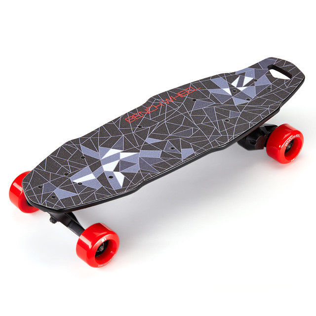Benchwheel D1 Electric Skateboard top l Watt Fleet