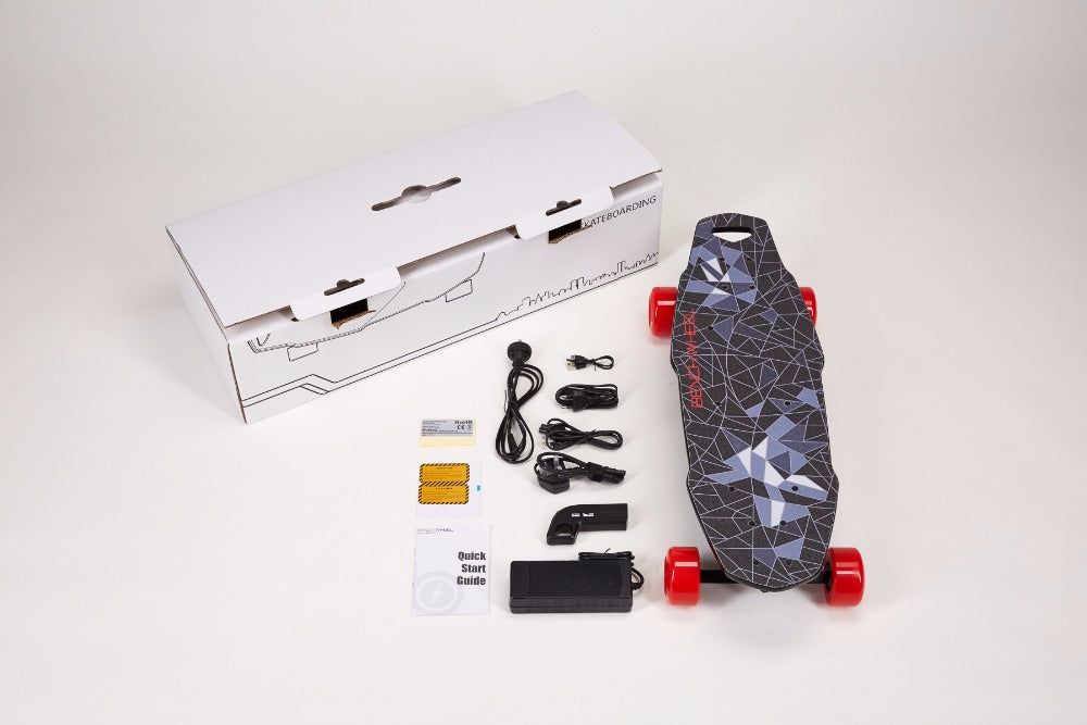 Benchwheel D1 Electric Skateboard box l Watt Fleet