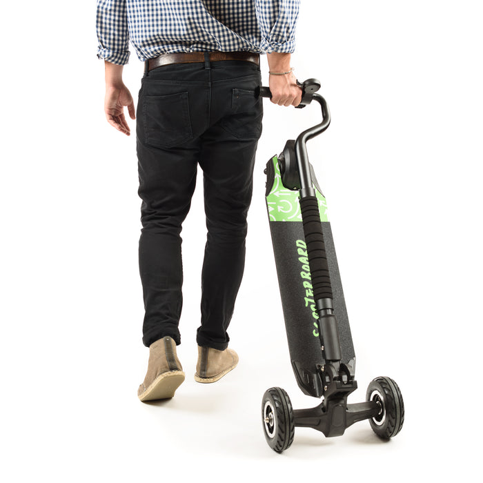 InMotion Scooterboard eScooter Rolling l Watt Fleet