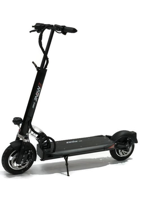 EMOVE Cruiser 52V 1600W Dual Suspension Foldable Black eScooter l Watt Fleet