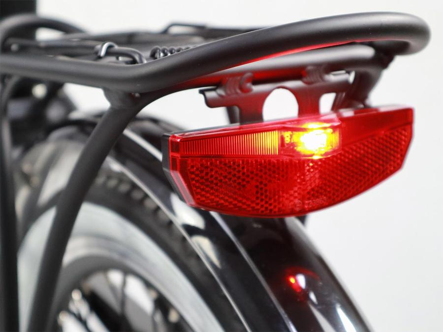 Emojo Crosstown Folding eBike Light l Watt Fleet