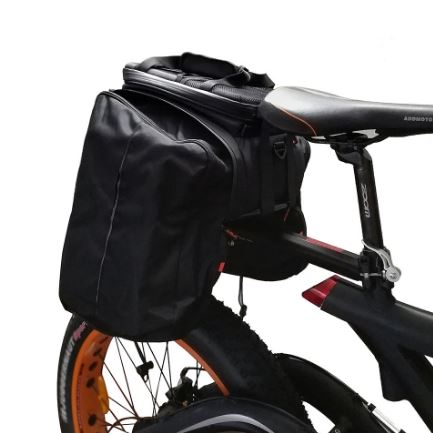 Addmotor Large waterproof multi-functional Rear Rack Bag l Watt Fleet