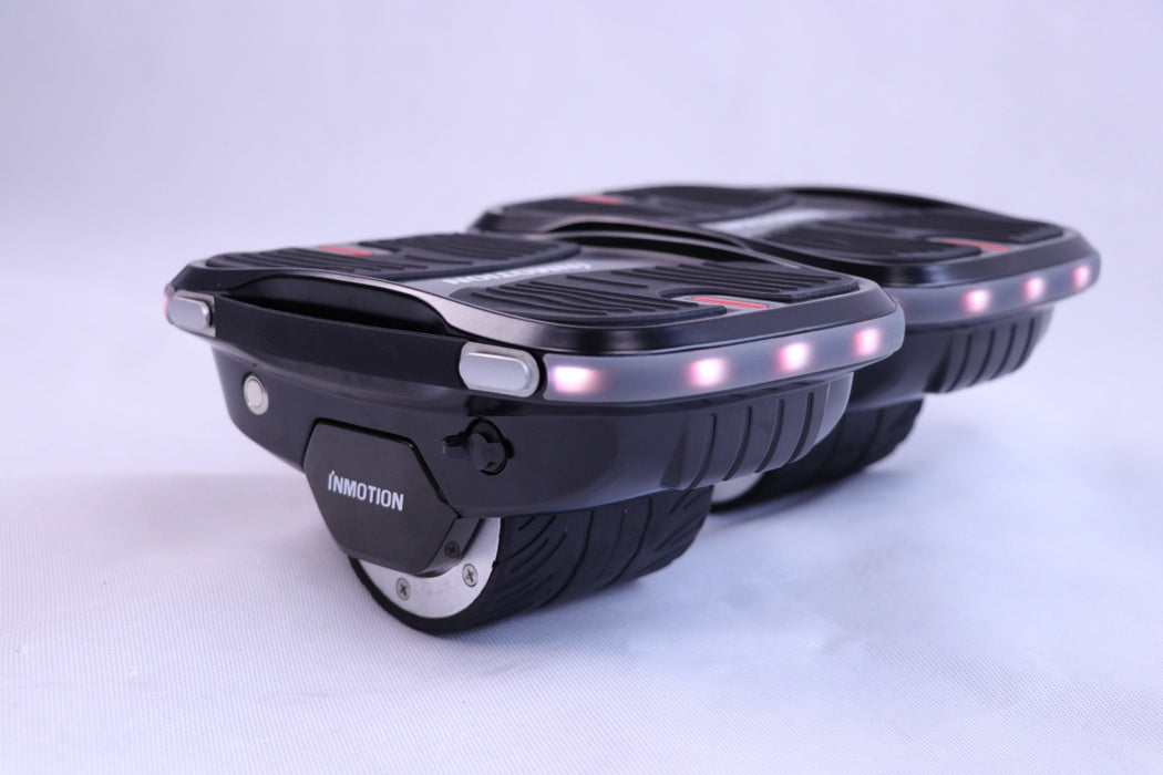 InMotion X1 Hoovershoes Lights l Watt Fleet