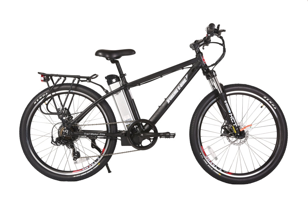 X-Treme Trail Maker Elite eBike Black l Watt Fleet