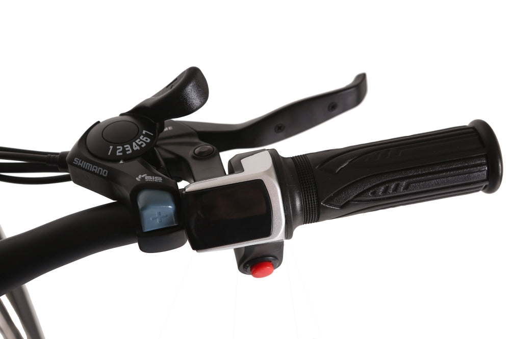 X-Treme Trail Maker Elite eBike Gear_Throttle l Watt Fleet