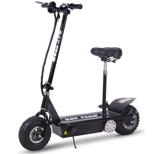 SAY YEAH 800W 36V w/Seat Electric Scooter l Watt Fleet