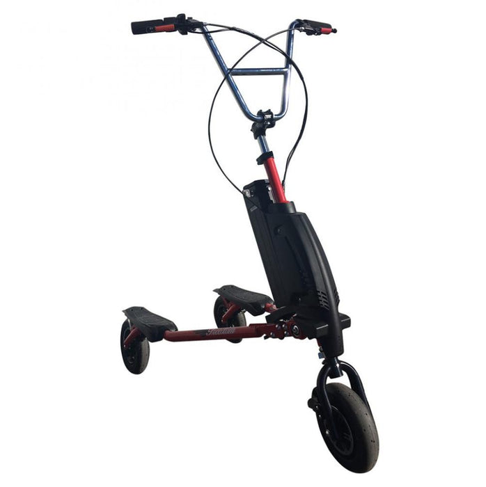 Trikke Freedom eTrike Black l Watt Fleet