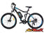 Addmotor HitHot H1 Electric Mountain Bike Blue l Watt Fleet