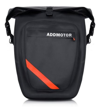 Addmotor Large Rear Rack Saddle Bags (Single) eBicycle l Watt Fleet