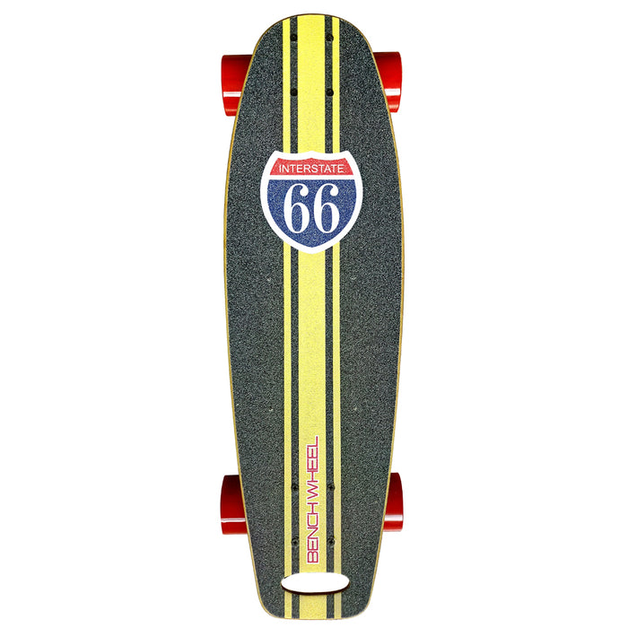 Benchwheel D2 Electric Skateboard Cruiser l Watt Fleet