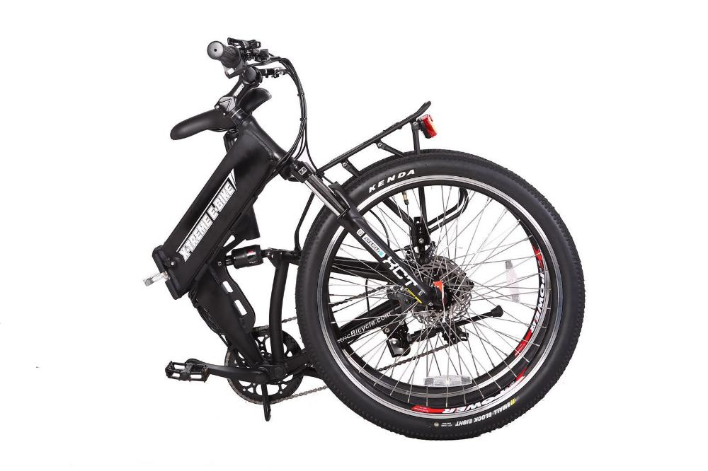 X-Treme X-Cursion Elite Mountain eBike Folded l Watt Fleet
