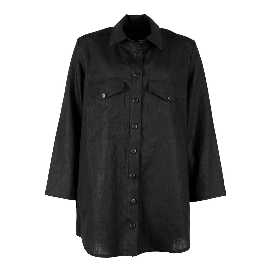 Ellie Shirt Black