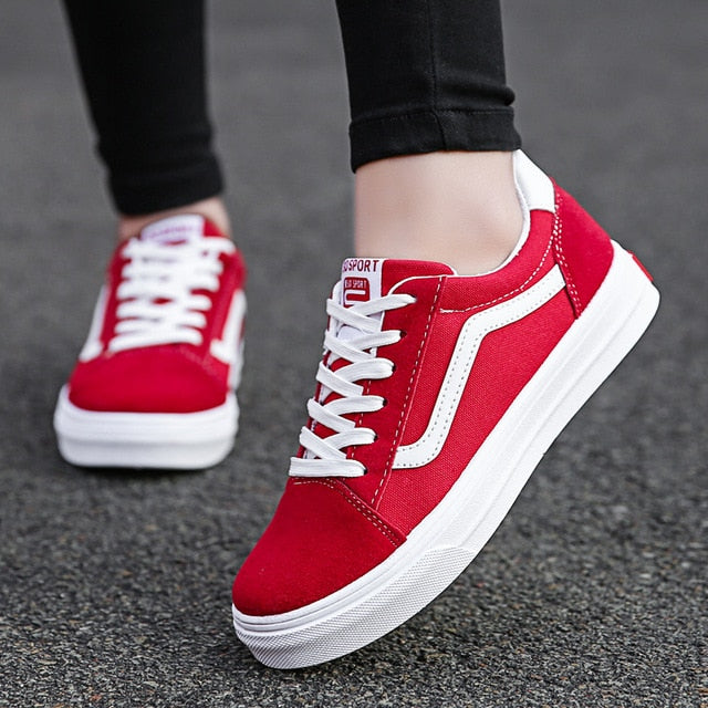71c0b6a84ae ... High Quality Canvas Casual Shoes Women Chaussures femme Classic Sneakers  Women Flat Shoes Lovers Leisure shoes