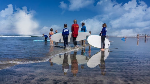 Whitlock Surf Experience - 4 Day Surf Camp