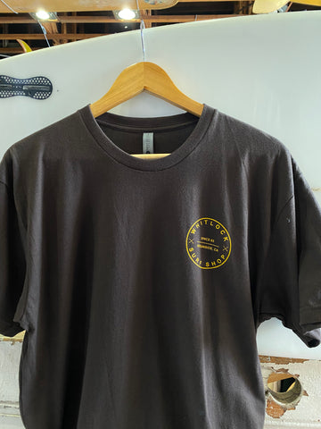 Whitlock Men's Circle Logo Tee's