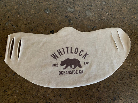 Whitlock Face Mask - Multiple Designs Available