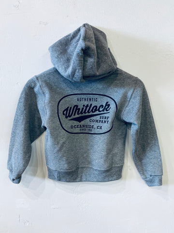 Whitlock Youth Pullover Hoody - Authentic Logo - Various Colors