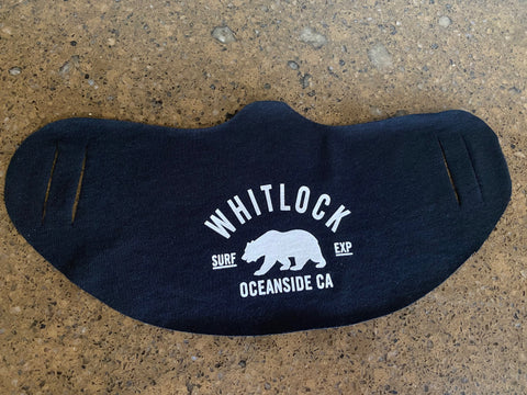 Whitlock Face Mask - California Bear