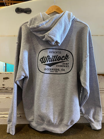 Whitlock Pullover Hoody - Authentic Logo