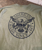 Whitlock Men's American Made Since '63 Logo Tee's