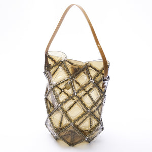 ASTERISK BASKET(Light brown)